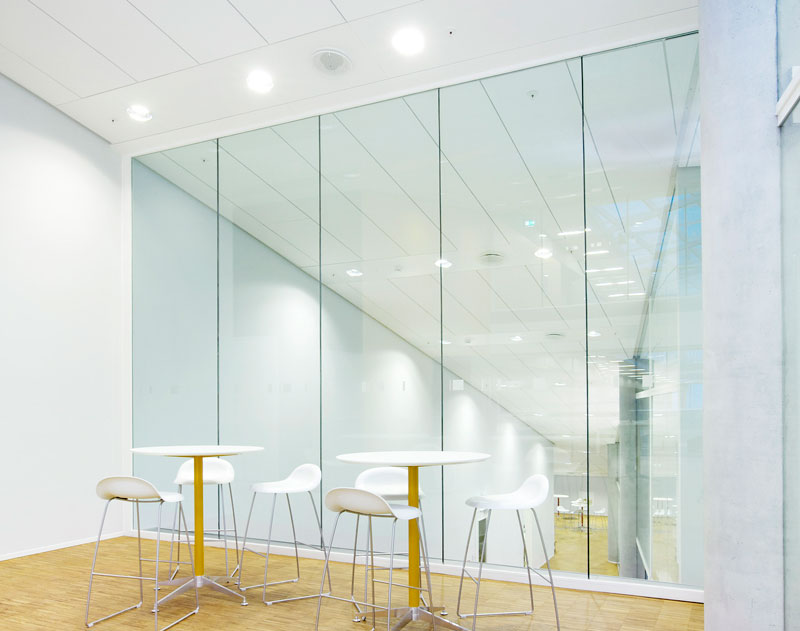 Tp Fire Lite Fire Rated Full Glass Wall